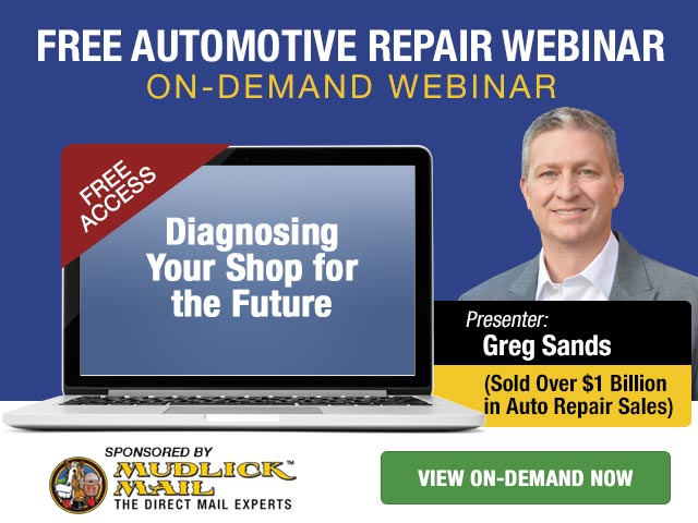 Diagnosing Your Shop for the Future